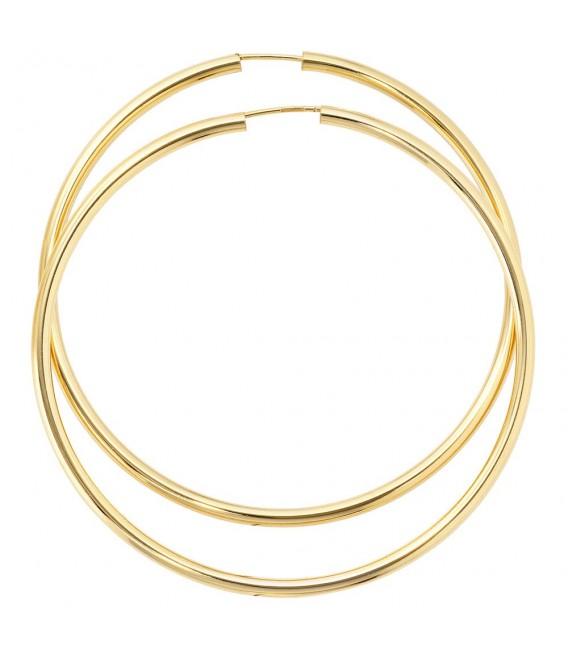 Creolen rund 333 Gold - 4053258046463