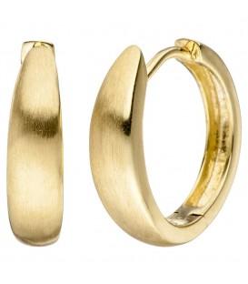 Creolen 333 Gold Gelbgold - 4053258308622