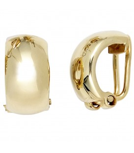Ohrclips 333 Gold Gelbgold - 4053258047576