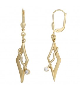 Boutons 375 Gold Gelbgold - 4053258249628