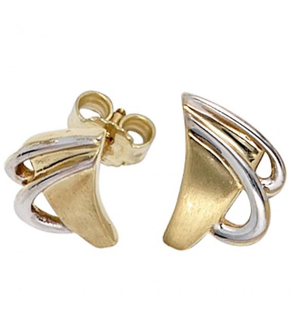 Ohrstecker 333 Gold Gelbgold - 4053258048245