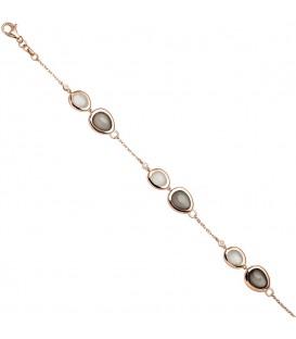 Armband 585 Gold Rotgold - 4053258304747