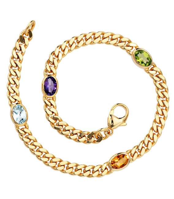 Armband 585 Gold Gelbgold - 4053258051764 Zoom