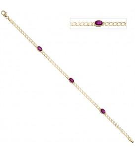 Armband 585 Gold Gelbgold - 4053258315262 Produktbild