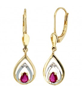 Boutons 585 Gold Gelbgold - 4053258056943