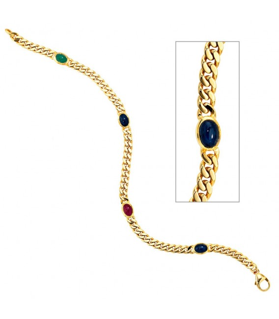 Armband 585 Gold Gelbgold - 4053258056844 Zoom