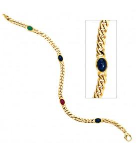 Armband 585 Gold Gelbgold - 4053258056844 Produktbild