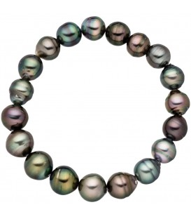 Armband mit Tahiti Perlen - 4053258319277