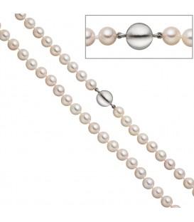 Perlenkette aus Akoya Perlen - 4053258322383