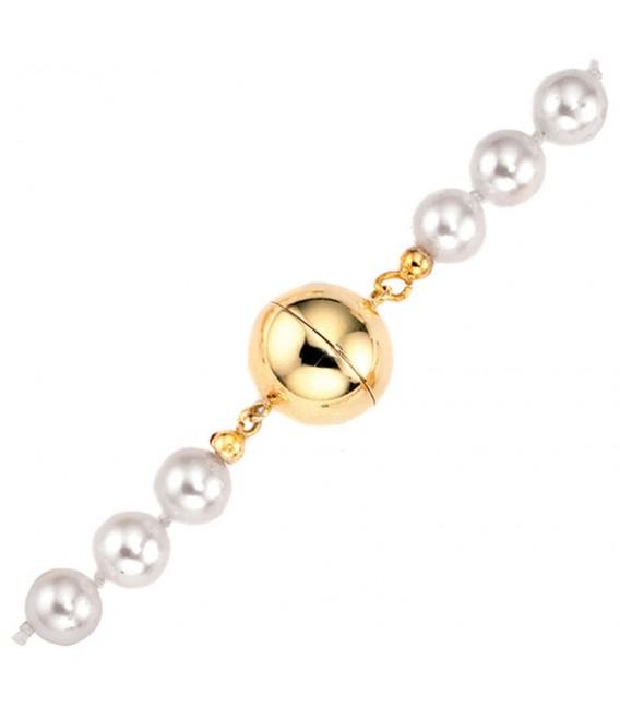 Kettenschließe Magnet-Schließe 585 Gold - 4053258057568