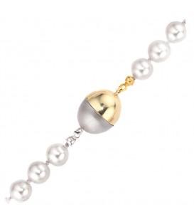 Kettenschließe Magnet-Schließe 585 Gold - 4053258057575