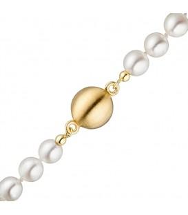 Magnet-Schließe 925 Silber gold - 4053258318812 Produktbild