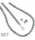 Set aus Perlenkette 45 - 39937