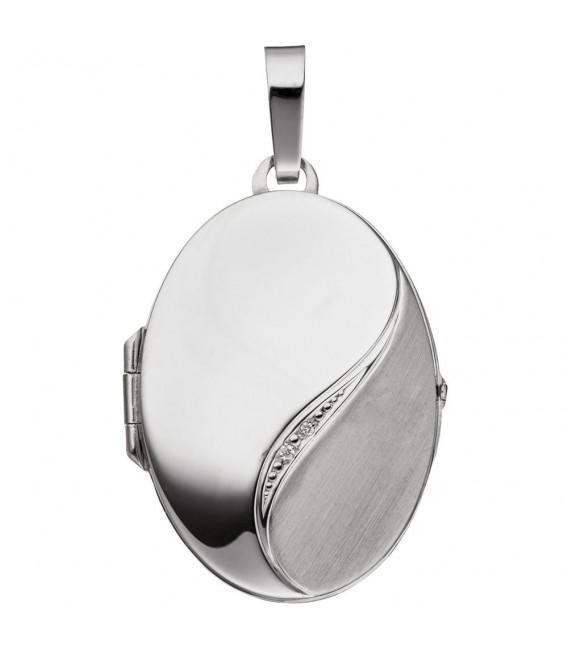 Medaillon oval 585 Gold - 4053258042069