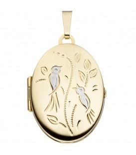 Medaillon Vögel oval für - 4053258255223