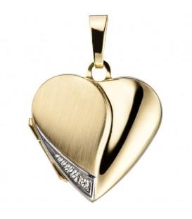 Medaillon Herz für 2 - 4053258311479