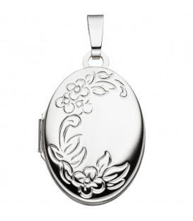 Medaillon Blumen oval für - 4053258317365