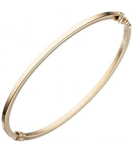 Armreif Armband oval 585 - 4053258340530