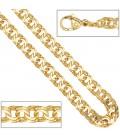 Garibaldikette 585 Gelbgold 5,2 - 37416