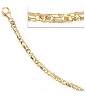Armband 333 Gold Gelbgold - 4053258063927
