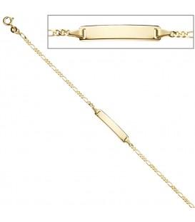 Schildband 333 Gold Gelbgold - 4053258297681