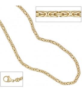 Königskette 333 Gelbgold 32 - 4053258062890