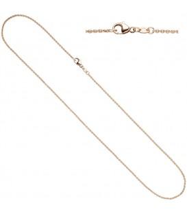 Ankerkette 585 Rotgold 15 - 4053258064078 Produktbild