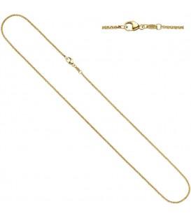 Erbskette 333 Gelbgold 15 - 4053258064849 Produktbild