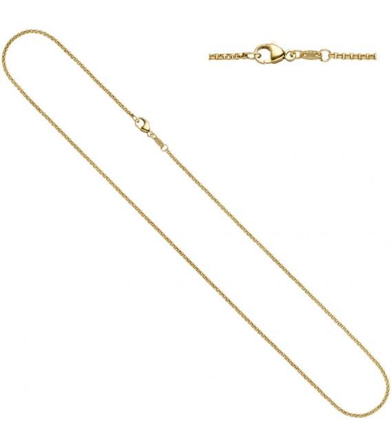 Erbskette 585 Gelbgold 15 - 4053258064863