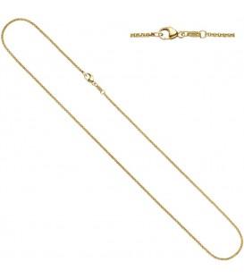 Erbskette 333 Gelbgold 25 - 4053258064887 Produktbild