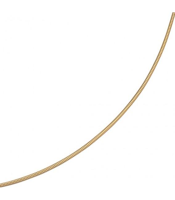 Halsreif flexibel 585 Gelbgold - 4053258066058