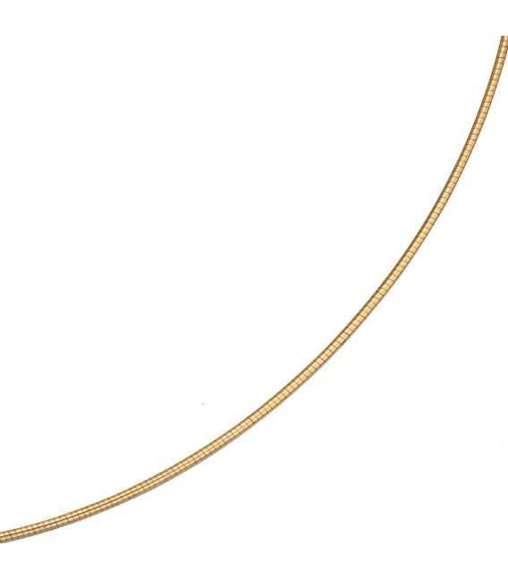 Halsreif 333 Gelbgold 15 - 4053258066072