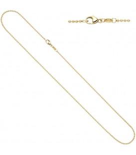 Kugelkette 585 Gelbgold 15 - 4053258210406