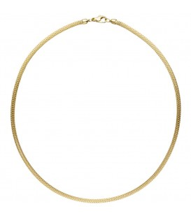 Strumpfkette 585 Gold Gelbgold - 4053258344224