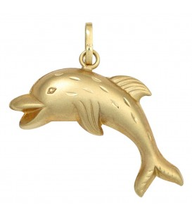 Kinder Anhänger Delfin 333 - 4053258257630