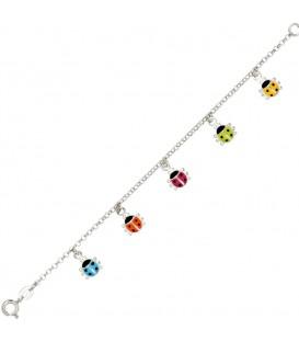 Kinder Armband mit bunten - 4053258211564