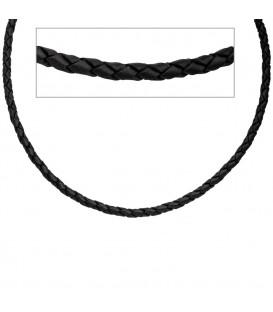 Leder Halskette Kette Schnur - 4053258213346
