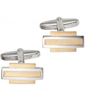 Manschettenknöpfe 925 Sterling Silber - 4053258085998