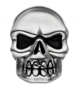 Anhänger Totenkopf Skull Edelstahl - 4053258339794