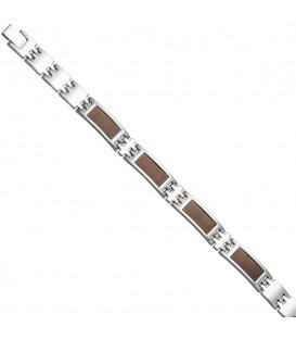 Herren Armband aus Edelstahl - 4053258326893