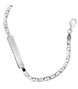 Schildband 925 Sterling Silber - 4053258088449