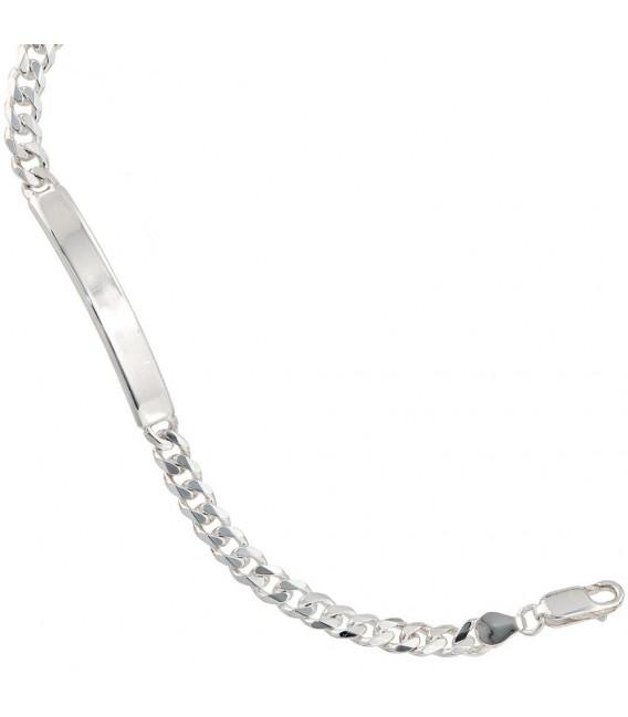 Schildband 925 Sterling Silber - 4053258088463