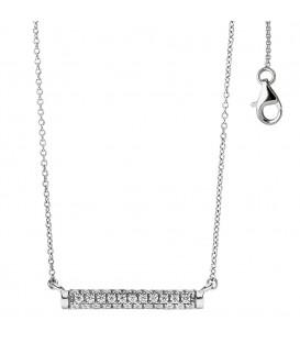 Collier Halskette 925 Sterling - 4053258327494