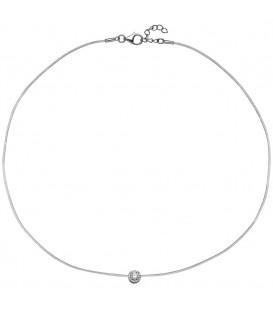 Collier Halskette Silikon mit - 4053258327708