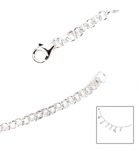 Armband 925 Sterling Silber - 4053258095300