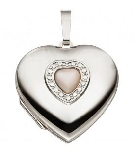 Medaillon Herz 925 Sterling - 4053258261620