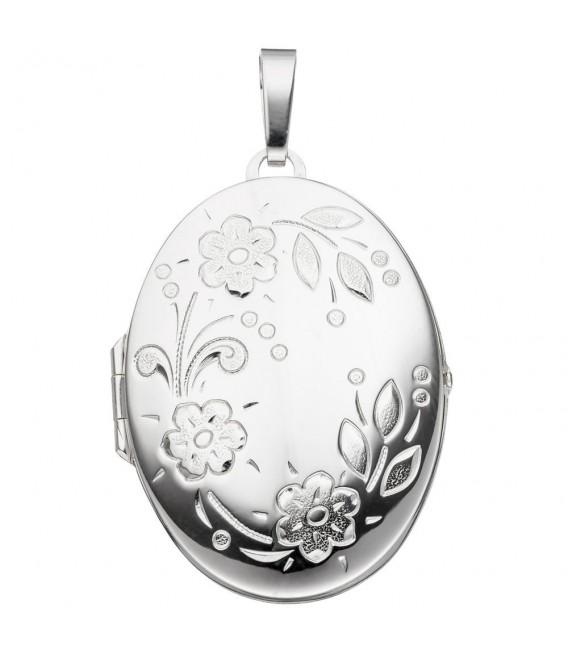 Medaillon oval Blumen für - 4053258093306