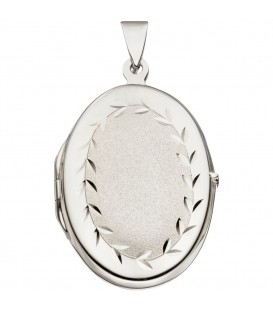 Medaillon oval 925 Sterling - 4053258261675