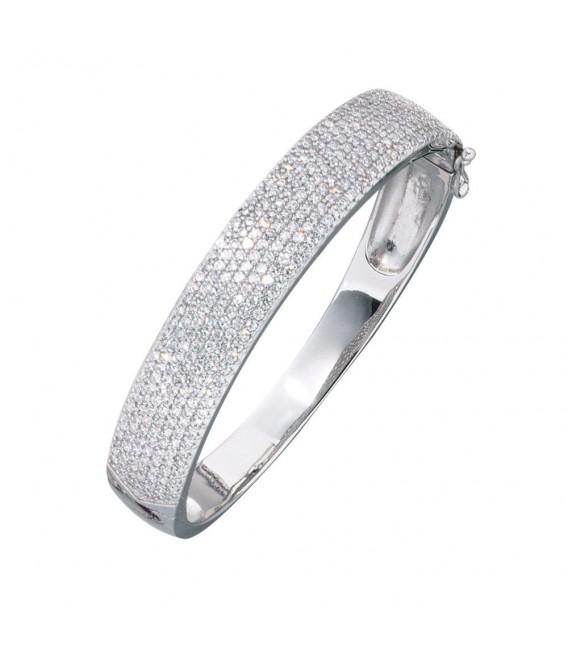 Armreif Armband 925 Sterling - 4053258093894