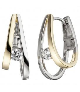Creolen 925 Sterling Silber - 4053258305720